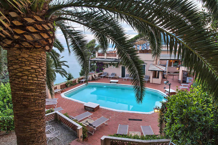 Hotel Punta Est Finale Ligure